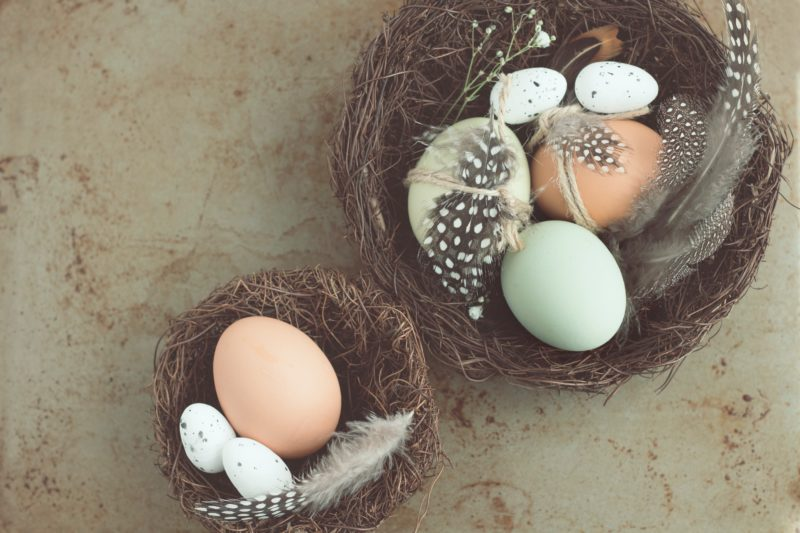 Easter Special: Don't put all your eggs into one basket