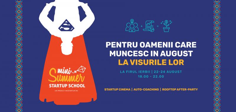 Mini Summer Startup School